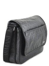 0e447b2538ec Le second modèle pour homme est un peu plus marqué par la griffe AJ (Armani  Jeans), puisqu il s agit d un sac disponible en noir ou en bleu avec un  imprimé ...