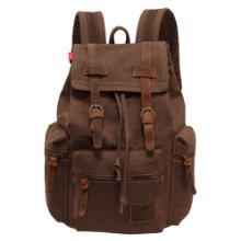 dba79b9e2d Commençons avec le sac de la marque Keral, un sac à dos tendance vintage de  randonnée, pour homme et femme. Bien qu'il porte ce nom, il s'agit en fait  d'un ...