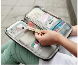 pochettes de voyage
