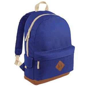 sac à dos garçon bleu