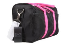 sac emporio armani noir rose