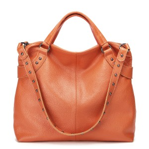 sac à main femme orange